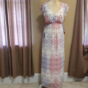 NWOT Knox Rose maxi dress size XS